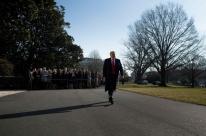 Trump diz que discurso no qual insuflou manifestantes foi 'totalmente apropriado'