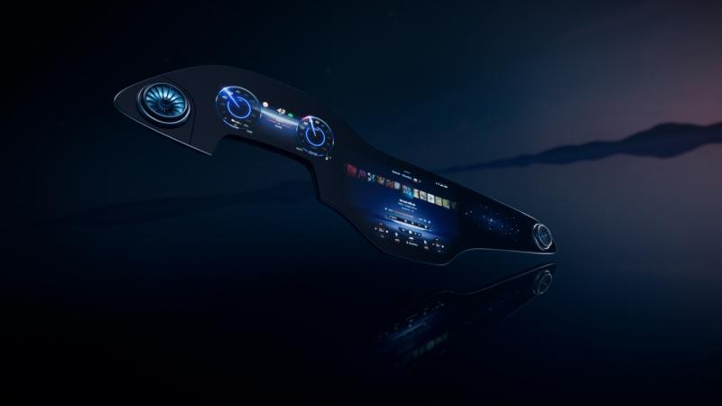 Para proporcionar uma imagem mais brilhante, a tecnologia OLED é utilizada nos displays