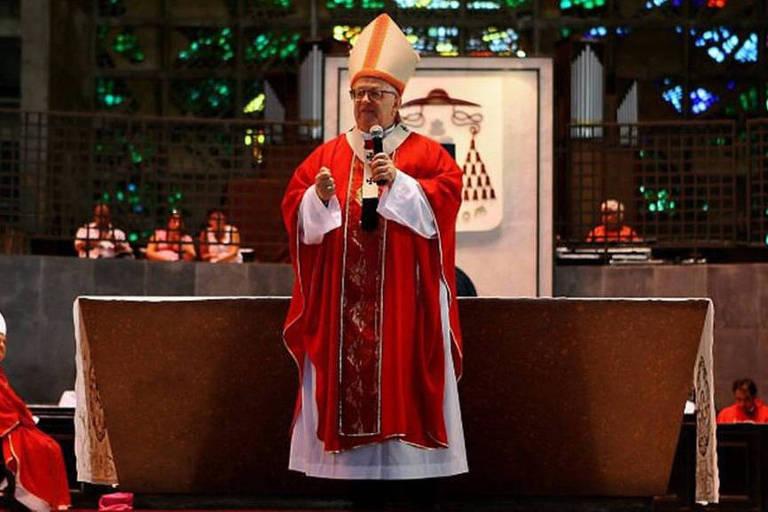 Dom Eusébio participou do conclave que elegeu o papa Bento 16