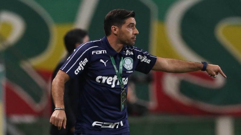 Abel Ferreira reconheceu que Gallardo é melhor e que o time argentino é mais experiente
