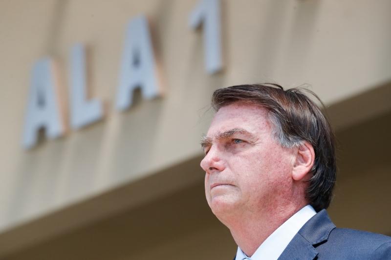 A fala de Bolsonaro veio durante a inauguração de um centro esportivo em Cascavel (PR)