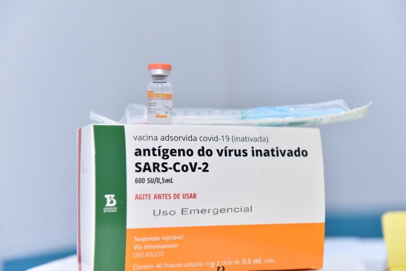 Agência Nacional de Vigilância Sanitária (Anvisa) autoriza novo lote para uso emergencial da vacina CoronaVac,