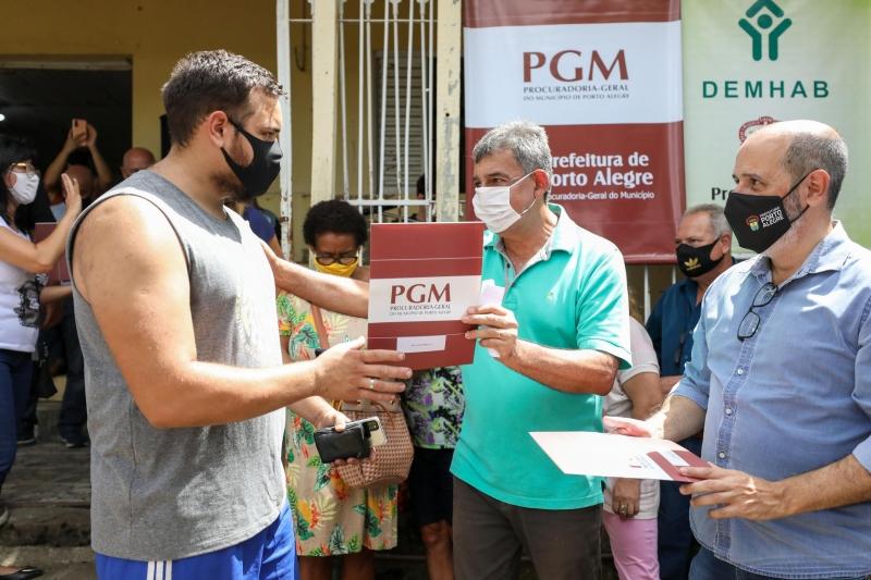 Ao fim do processo, Quinta do Portal será maior loteamento regularizado em Porto Alegre