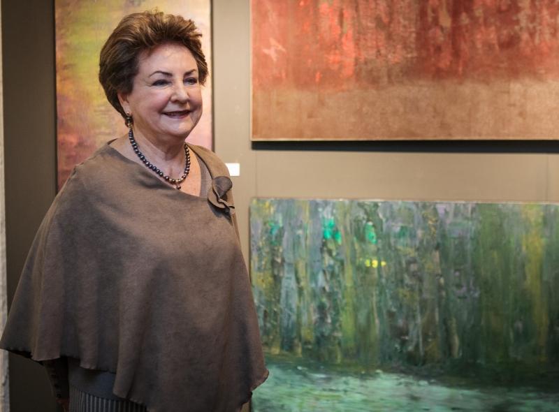 Mariana Geiss Sperotto participa de mostra no Litoral