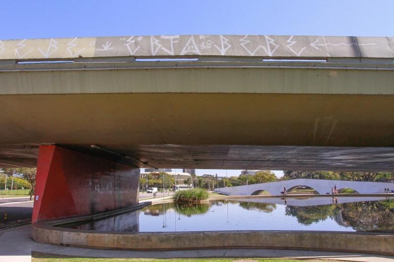 Interditado desde maio de 2020, Viaduto dos Açorianos será revitalizado a partir de fevereiro