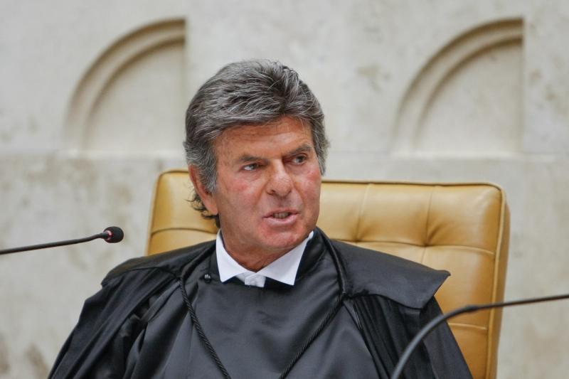 Fux marcou para 14 de abril julgamento da decisão de Fachin que anulou as condenações do ex-presidente Lula