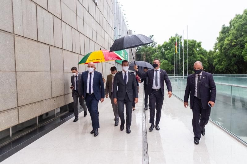 Governador Eduardo Leite apresentou agenda legislativa para o ano 2021 aos deputados estaduais