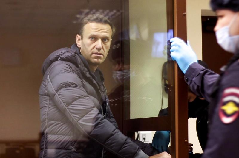Navalny foi detido pelo Kremlin após sobreviver a uma tentativa de envenenamento