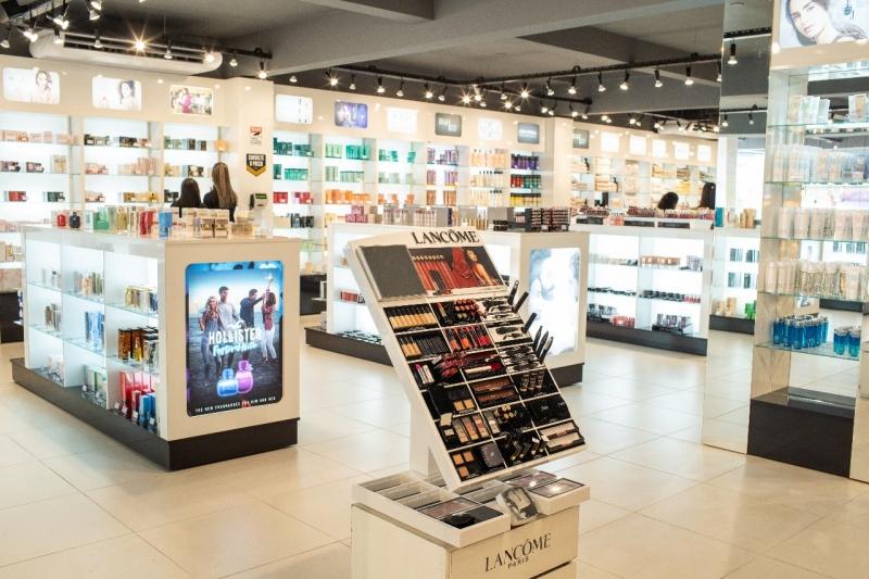 Município da Fronteira Oeste conta atualmente com quatro free shops nacionais