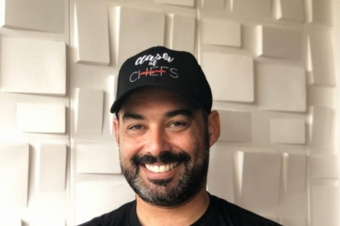 Anderson Caruso é o idealizador do Clash of Chefs