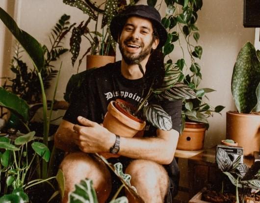 Richard Medeiros, criador do Have Plants