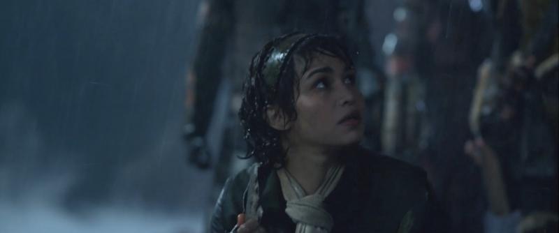 Atriz brasileira interpreta a caçadora de monstros Lea em Monster Hunter, baseado em game