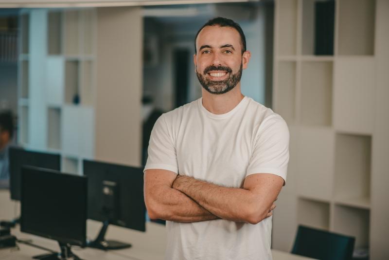 Fabiano de Marco é um dos criadores do projeto que ocorre em Pelotas