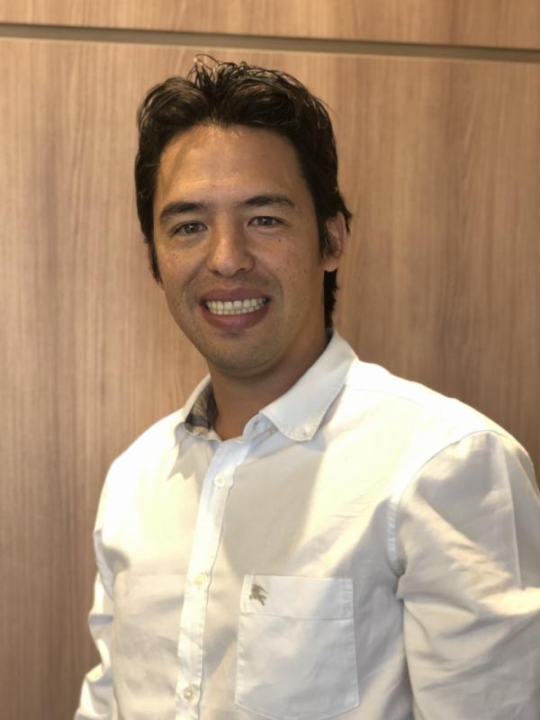 Gustavo Catenacci é CEO daCredit Brasil
