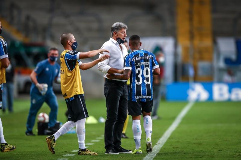 Renato falou sobre a sequência das partida no País após a vitória sobre o Brasil-Pel, pelo Gauchão