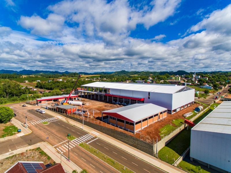 Prédio possui 7,2 mil metros quadrados e abrigará um novo modelo de produção com ateliês parceiros