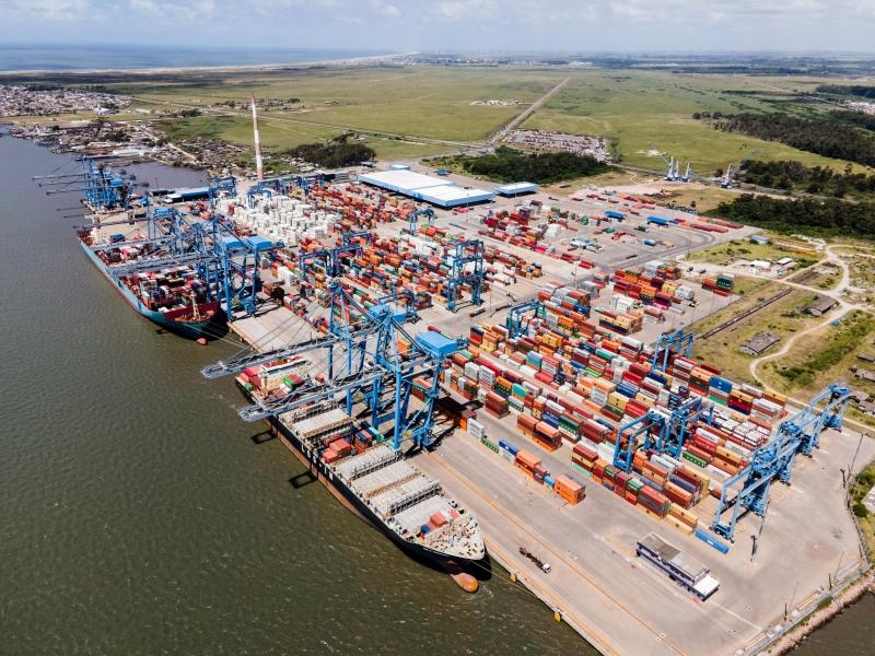 Foram escoadas 20,8 milhões de toneladas entre janeiro e junho