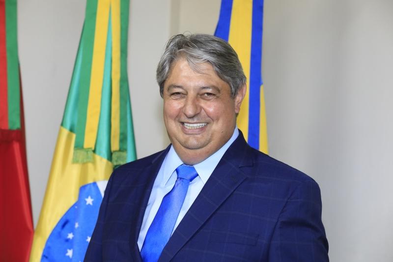 Nestor Tissot, prefeito de Gramado: