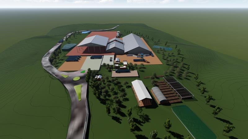 Projeto de mineração da empresa será instalado no município de Lavras do Sul