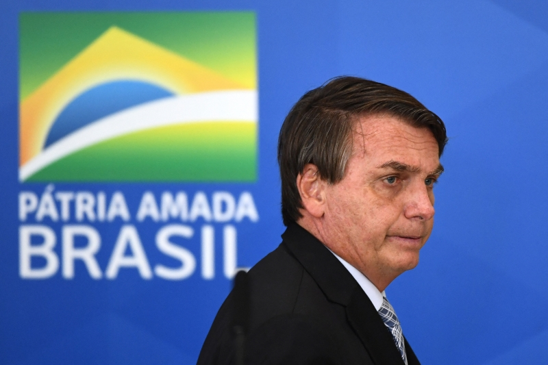 """Em evento no Palácio do Planalto, Bolsonaro listou resultados e ações do seu governo e afirmou que """"se não fosse a pandemia estaríamos voando"""""""