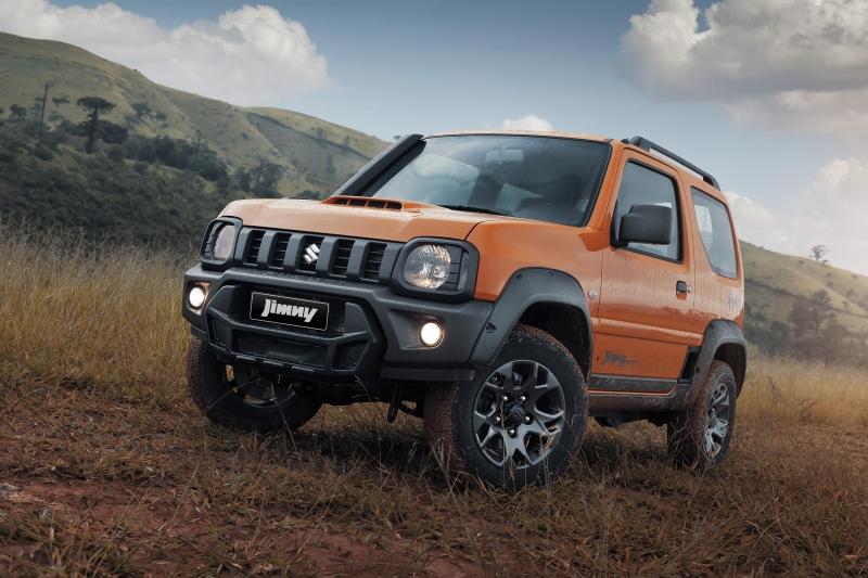 O modelo é produzido no Brasil, na fábrica da HPE Automotores de Catalão, no estado de Goiás