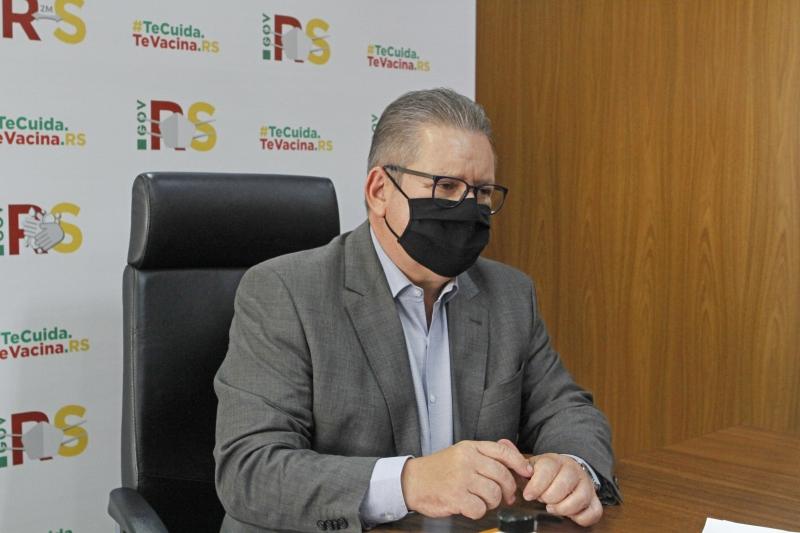 Delegado Ranolfo Vieira Júnior estuda filiação ao PSDB, partido do governador Eduardo Leite