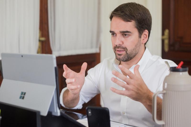 Eduardo Leite destacou que medida ocorre após pedido da Sefaz