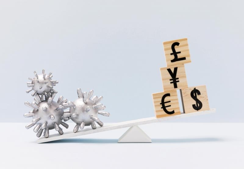 Crise econômica covid