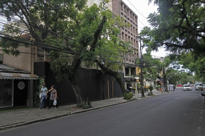 PG3 Casas na Ramiro Barcelos que serão demolidas