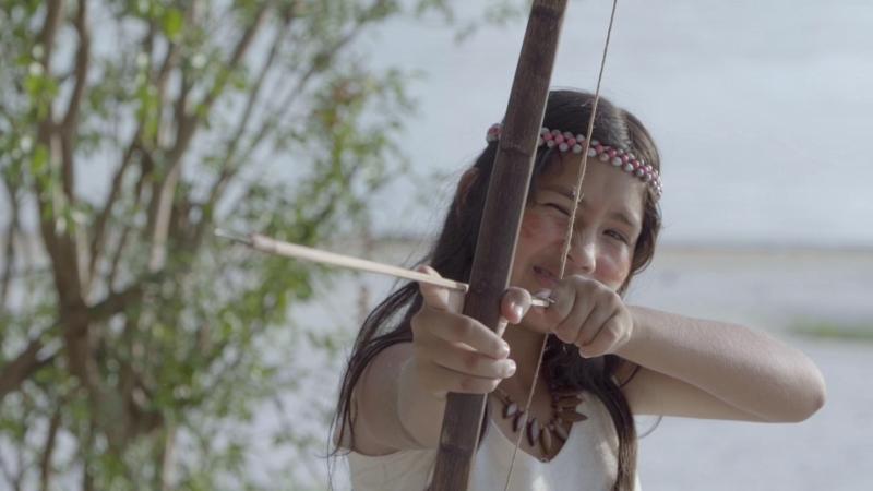 'O dia em que me tornei mais forte' acompanha menina indígena em aldeia no Amazonas