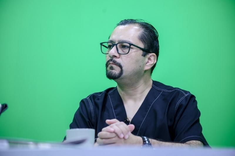 Doutor Mauro Falconí foi mais um a deixar o cargo