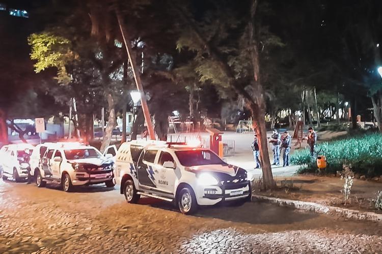 Ação contou com agentes da EPTC e Brigada Militar em diferentes ruas e praças da Capital