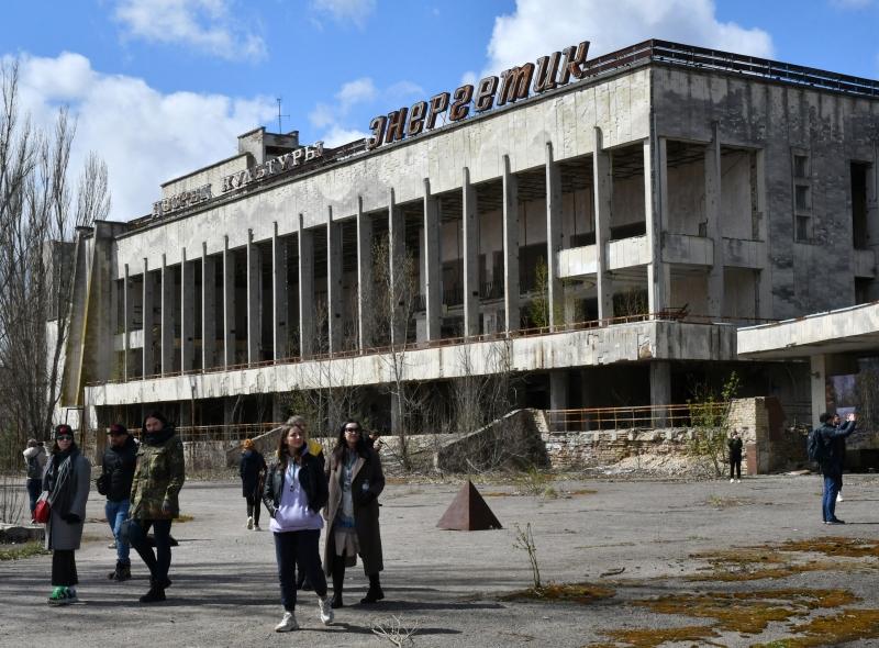 Nos últimos anos, a área tem registrado recordes de turistas, principalmente após a estreia da série de TV Chernobyl, da HBO
