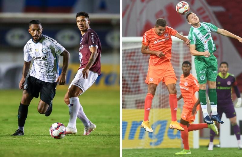 Finalista desta edição do Estadual sairá dos confrontos entre os times da Capital e da Serra gaúcha