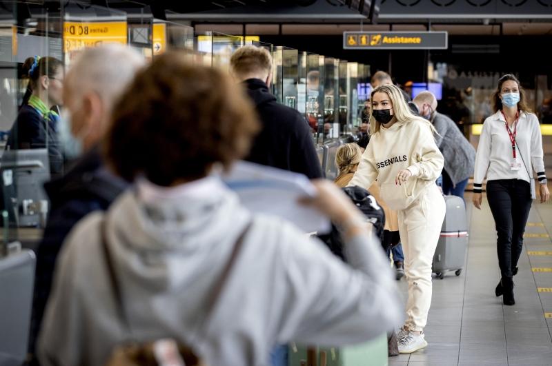 Será permitida a entrada na zona Schengen de viajantes de locais com situação epidemiológica controlada