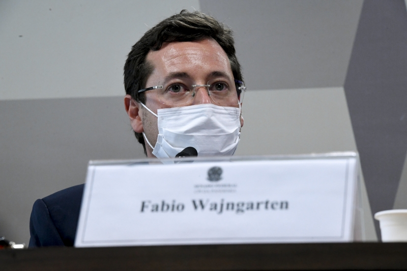 O presidente da comissão e o relator Renan chegaram a chamar o ex-secretário de mentiroso