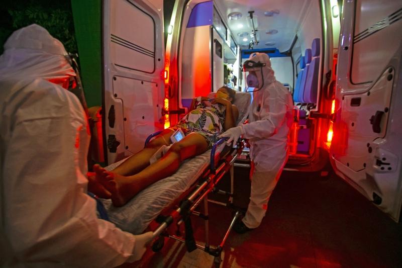 Uma a cada cinco gestantes e puérperas mortas pelo novo coronavírus no Brasil não teve acesso a UTIs