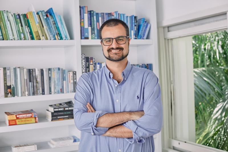 Luis Adaime é o CEO da empresa