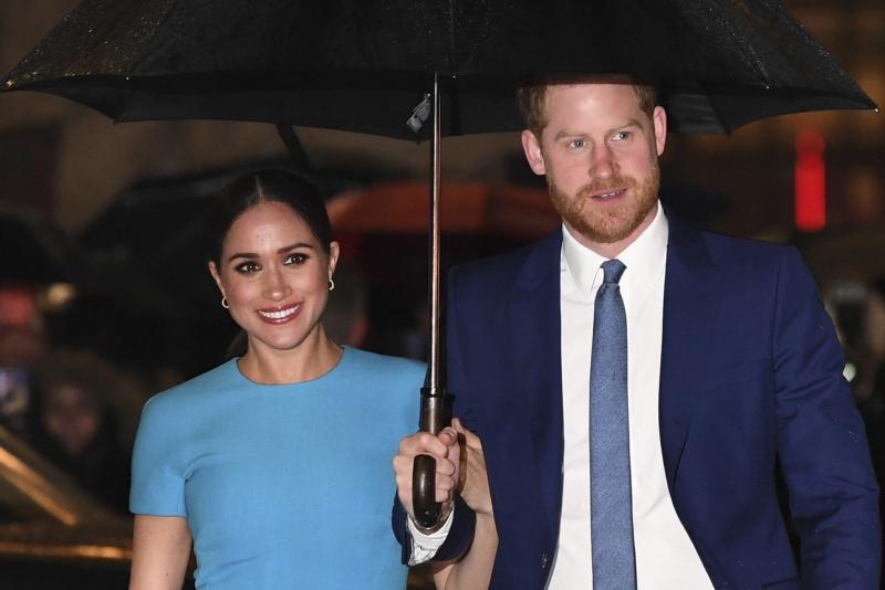 O nome escolhido pelo casal foi Lilibet Diana, homenagem à rainha Elizabeth II e à princesa Diana
