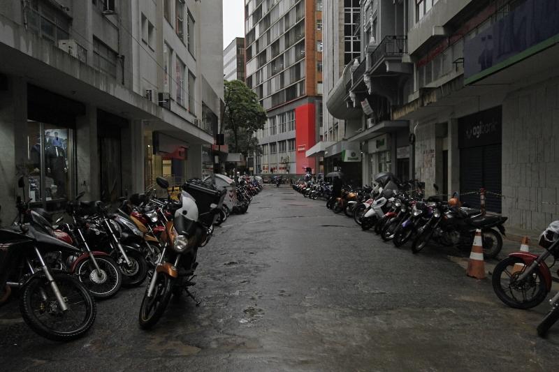 Uma das propostas de intervenção será em trecho da Rua da Ladeira (General Câmara)