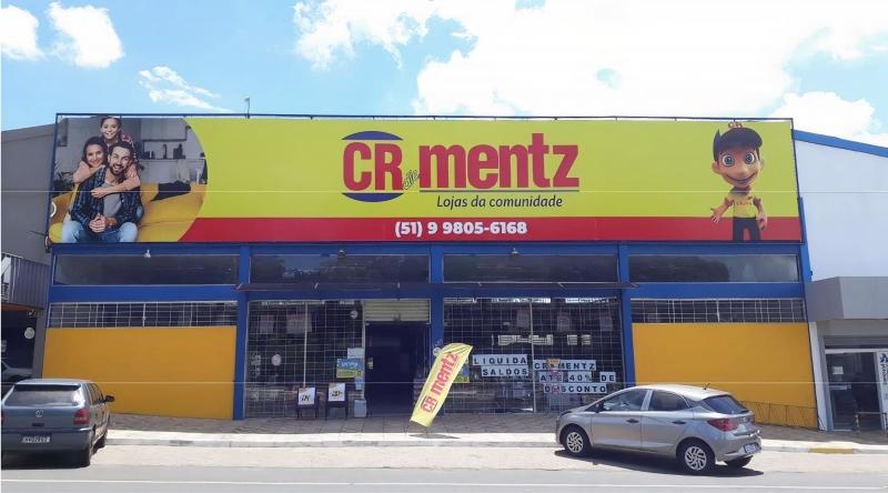 Rede de lojas CR Diementz é composta hoje por 66 unidades