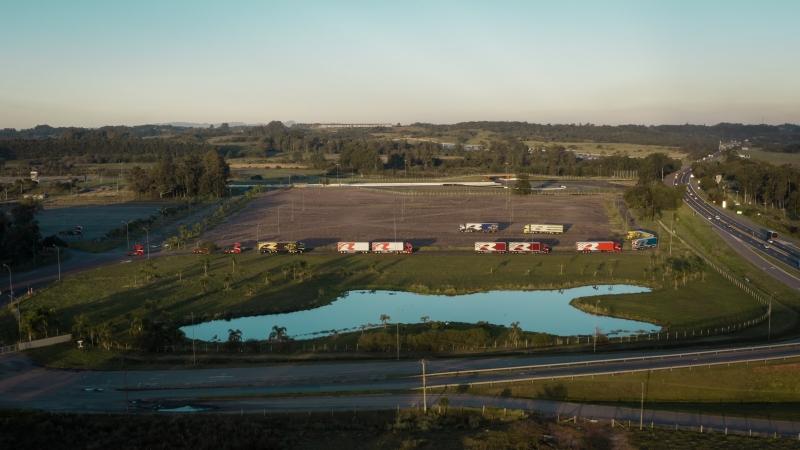 Reiter Log adquiriu um área de mais de 130 mil metros quadrados junto ao Velopark, às margens da BR-386 em Nova Santa Rita