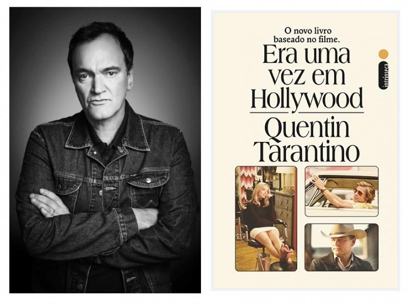 'Era uma vez em Hollywood' chega ao mercado brasileiro pela editora Intrínseca