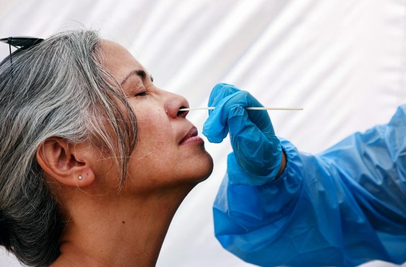 Dez Estados e o Distrito Federal já reportaram infectados pela variante