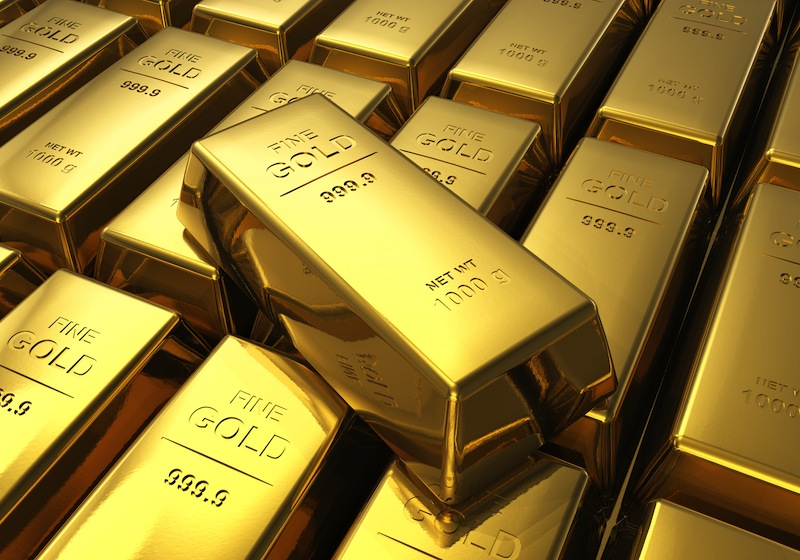 Na Comex, o ouro com entrega prevista para dezembro subiu 2,01%, a US$ 1.794,7 por onça-troy