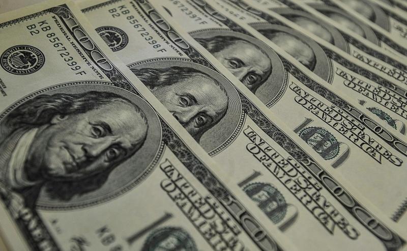 Com mínima de R$ 5,2026, registrada no início da tarde, o dólar à vista encerrou o pregão a R$ 5,2311