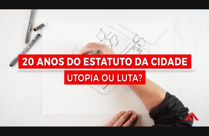Estatuto é a lei máxima da política urbana brasileira
