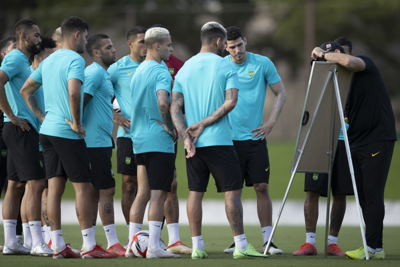 Brasil está Grupo D com Alemanha, Costa do Marfim e Arábia Saudita