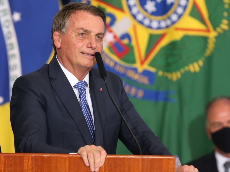 """O presidente afirmou, nesta terça-feira (14), que a disseminação das chamadas """"fake news"""" não deve ser regulamentada no País"""
