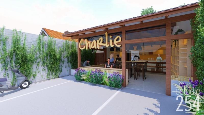 A loja do Campeche terá 70m² e incluirá padaria e pegue e leve